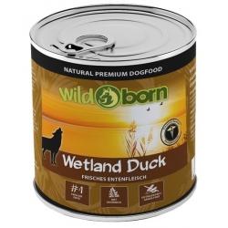 Wildborn Wetland Duck dzika kaczka puszka 800g