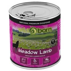 Wildborn Meadow Lamb jagnięcina puszka 800g
