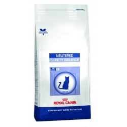 Royal Canin Veterinary Care Nutrition Neutered Satiety Balance 1,5kg