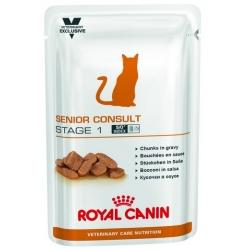 Royal Canin Veterinary Care Nutrition Senior Consult Stage 1 saszetka 100g