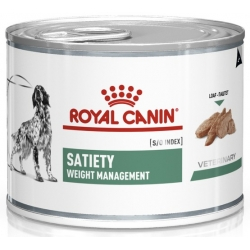 Royal Canin Veterinary Diet Canine Satiety Weight Management puszka 195g