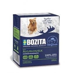Bozita Dog Tetra Recart z łosiem w galaretce kartonik 370g