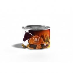 Saba konina 100% mięsa 410 G