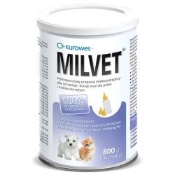 Milvet Preparat mlekozastępczy dla szczeniąt i kociąt 800g