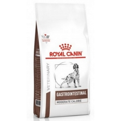 Royal Canin Veterinary Diet Canine Gastrointestinal Moderate Calorie 15kg