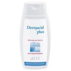 DermaPharm Dermacid Plus emulsja antybakteryjna dla ludzi 220ml