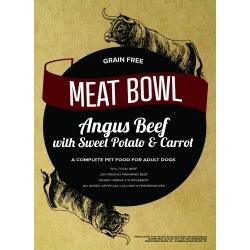 Meat Bowl - Pstrąg z łososiem, batatami i szparagami 2 kg - Light