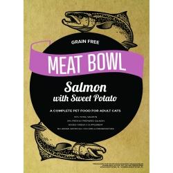 Meat Bowl - Łosoś z batatami 2 kg