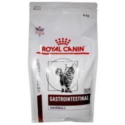Royal Canin Veterinary Care Nutrition Gastrointestinal Hairball 4kg