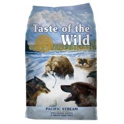 Taste of the Wild Pacific Stream Canine z mięsem z łososia 5,6kg