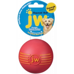 JW Pet iSqueak Ball Medium [32124D]