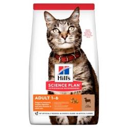 Hill's Science Plan Feline Adult Jagnięcina 3kg
