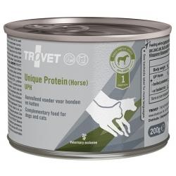 Trovet Unique Protein UPH Konina dla psa i kota puszka 200g
