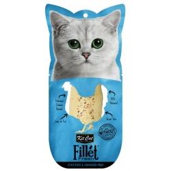 Kit Cat Fillet Fresh Kurczak & wędzona ryba 30g