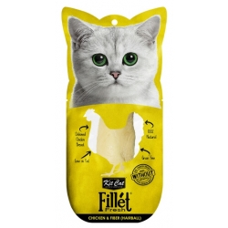 Kit Cat Fillet Fresh Kurczak & błonnik (fiber) 30g