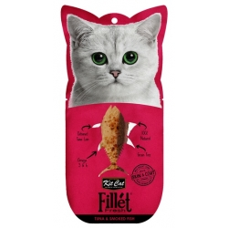 Kit Cat Fillet Fresh Tuńczyk & wędzona ryba 30g