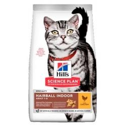 Hill's Science Plan Feline Adult Hairball Indoor 3kg