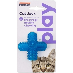 Petstages Cat Jack niebieski PS68049