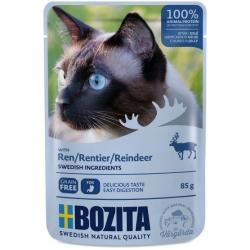 Bozita Cat Renifer w galaretce saszetka 85g