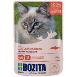 Bozita Cat Łosoś w galaretce saszetka 85g