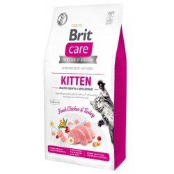 Brit Care Cat Grain Free Kitten Healthy Growth & Development 2kg