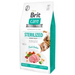 Brit Care Cat Grain Free Sterilized Urinary Health 2kg