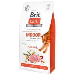 Brit Care Cat Grain Free Indoor Anti-Stress 400g