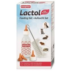 Beaphar Lactol Feeding Set - Zestaw do do karmienia zwierząt