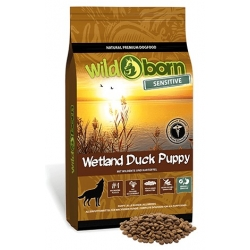 Wildborn Wetland Duck Puppy Sensitive 500g