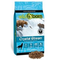 Wildborn Crystal Stream pstrąg, łosoś 500g