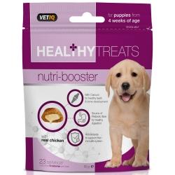 Vetiq Przysmaki z witaminami dla szczeniąt Healthy Treats Nutri Booster for Puppies 50g