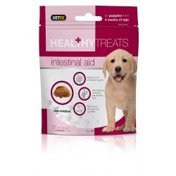Vetiq Przysmaki dla szczeniąt wsparcie układu pokarmowego Healthy Treats Intestinal Aid For Puppies 50g