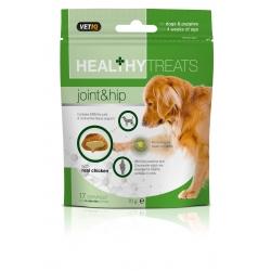 Vetiq Przysmaki dla psów i szczeniąt Zdrowe stawy i biodra Healthy Treats Joint & Hip for Dogs & Puppies 70g