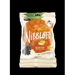 Vetiq Przysmaki dla gryzoni Owoce tropikalne Nibblots For Small Animals Tropical 30g