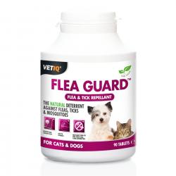 VetIQ Flea Guard® preparat na pchły i kleszcze 90 tabletek