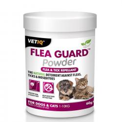 VetIQ Flea Guard® preparat na pchły i kleszcze 60g