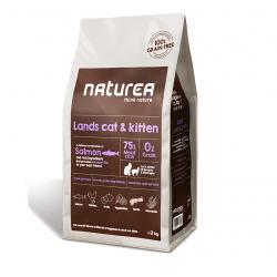 Naturea Grainfree Lands Cat and Kitten - 2 kg