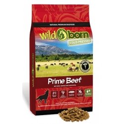 Wildborn Prime Beef wołowina, śledź 15kg
