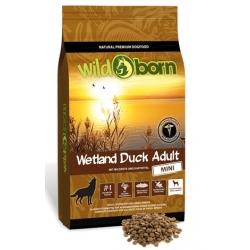 Wildborn Wetland Duck Adult Mini dzika kaczka 2kg