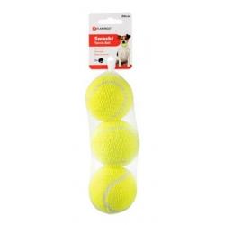 Flamingo Piłki tenisowe 6cm 3szt [518482]