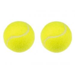Flamingo Piłki tenisowe 8cm 2szt [518487]