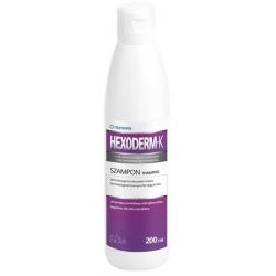 Hexoderm-K - szampon dermatologiczny 200ml