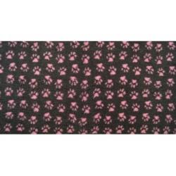 DryBed Posłanie 75x50cm A GF - grafit-róż
