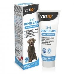 VetIQ 2in1 Denti-Care ochrona zębów 70g Pasta