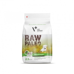 RAW PALEO PUPPY MINI 2,5 KG