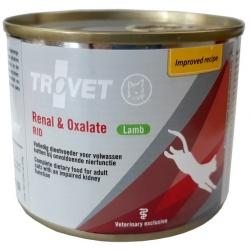 Trovet RID Renal & Oxalate dla kota jagnięcina puszka 200g