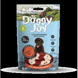Doggy Joy kostki wapienne z kaczką 90g