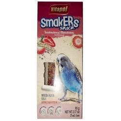 Vitapol Smakers dla papugi falistej - truskawka 2szt [2110]