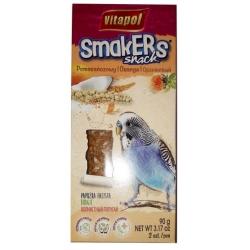 Vitapol Smakers dla papugi falistej - pomarańczowy 2szt [2115]