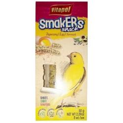 Vitapol Smakers dla kanarka - jajeczny 2szt [2507]